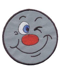 Smiley zwinkernd