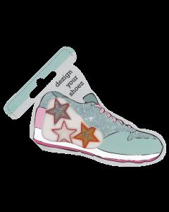 Sterne Schuhmotive