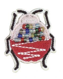 Käfer mit Perlen