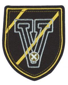 Wappen schwarz/ gelb