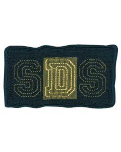 SDS dkl. blau