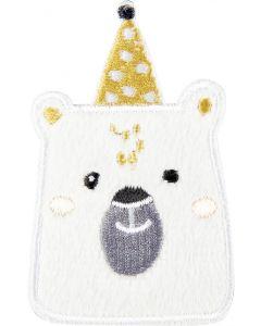 Eisbär mit Hut