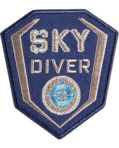 Sky Diver Wappen
