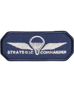 Strategic Commander Wappen