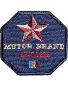 Motor Brand Wappen