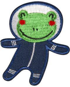 Astronaut Frosch