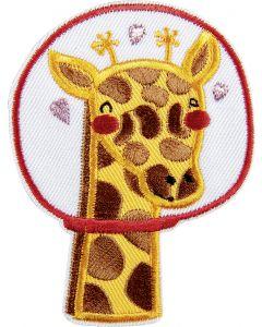 Astronaut Giraffe