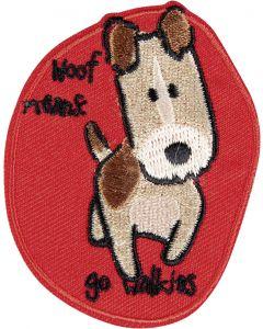 Hund, Woof means: go walkies