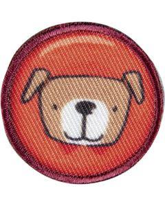 Button Hund