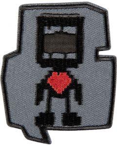 Roboter mit Herz