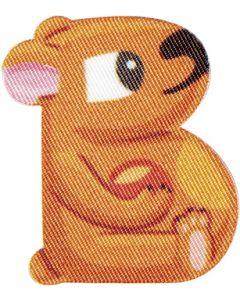 Buchstabe B, (5er) -- Bear