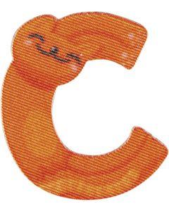Buchstabe C, (5er) -- Cat
